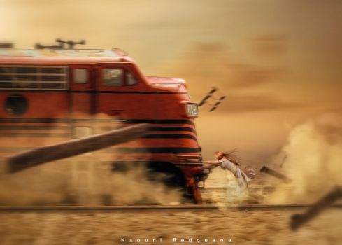Stop the train by NaouriRedouane1998