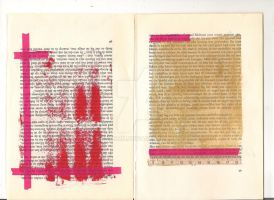 Altered Book Pages 3 13.07.13 by karomm