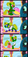 A Queen's Rare Order Part 2 by EvilFrenzy