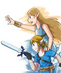 Breath of the Wild by Monstermanic59