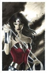 Wonder Woman Charity Auction 2015 by Protokitty