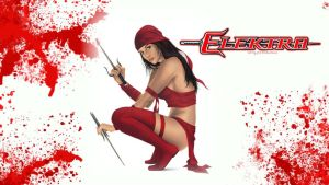 Elektra Wallpaper by Curtdawg53