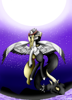 YCH for Fake-Smiler by Moonlight0Shadow0