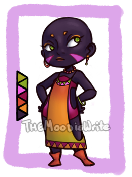 [CLOSED] OTA: Bold and Colorful (androgynous) by TheMoodisWrite
