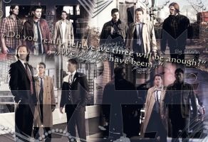 Supernatural - Team Free Will by LiFaAn