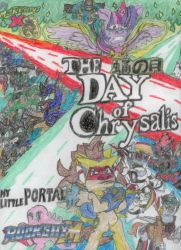 MLPortal x Rockshy M - The Day of Chrysalis by MorphiusX
