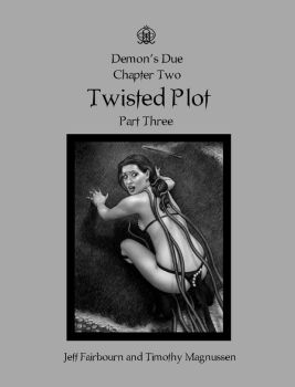 Twisted Plot, Part 3 Cover Image by faile35