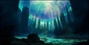 Water Dome by ChrisCold