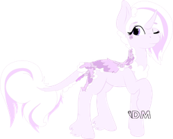 Feathered Unicorn rare trait: wool (O2A) (closed) by Danie-mesAdopts