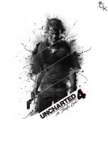 Uncharted 4 - Drake *GK* by General-K1MB0