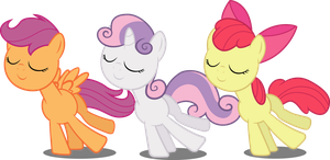 CMC - Aren't they graceful? by Abion47