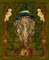 THE HOBBIT by Wynta-Illustrations