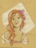 Recycled Giselle by Poppysleaf