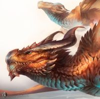 HoD - Ylducian by AlectorFencer