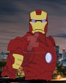 Ironman Complete by gfield35