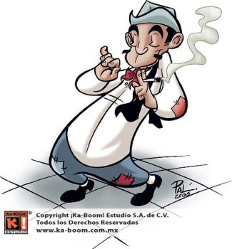 'CANTINFLAS' by alexpal