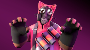 Kitty Pyro by TheImperialCombine