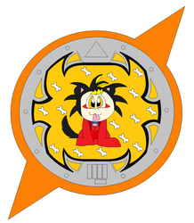 Ace's Medal by LisaDots123