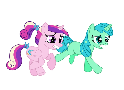 'Follow me, quickly as you can and keep quiet!' by Flikaline
