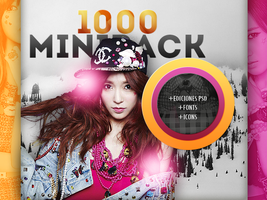 #Minipack 1000 Watchers. by iLoveThisMoment