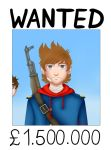 Wanted by AmitiArt