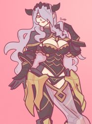 Camilla - Fire Emblem by Ruff-Sketches