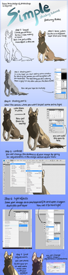 Shading tutorial by NeverGonnaTakeMe
