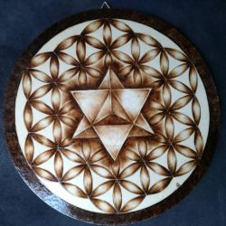 Flower of Life by FuocoRupestre