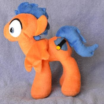 Security Guard pony by thirty7of9
