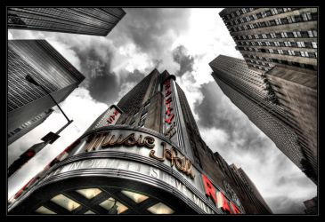 Radio City by DennisChunga
