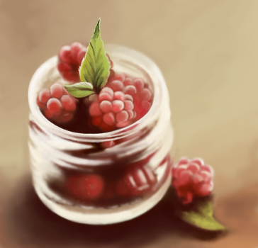 Muro Raspberries by Meecho