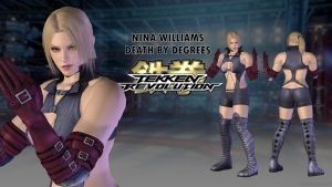 Nina Williams 2017|Death by Degrees - XPS Download by Pedro-Croft