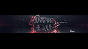Dare-exo-banner by Nakeswag