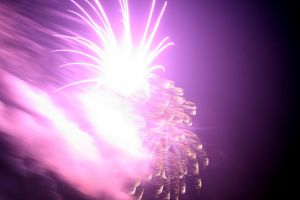 Fireworks VII by dhunley