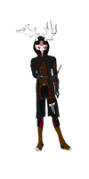 New RWBY Villain OC Doctor Lydia Sanguine by Pr0crastronaut
