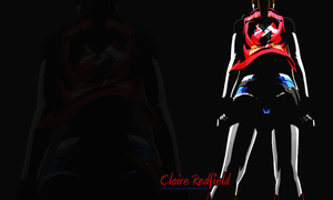 Claire Redfield wallpaper by VickyxRedfield
