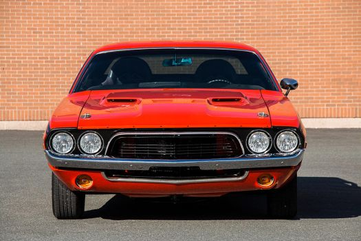 Dodge Challenger RT 340 Four Barrel by KungFuGrid