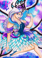 Frost Fairy by Captain-LaDue