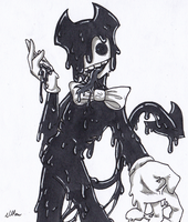 Inky Bendy by Ullow