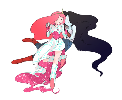 Bubbline by vythefirst