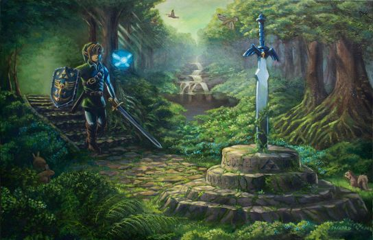 Master Sword Final web by BlakePackard