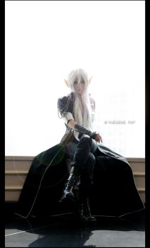 BJD cosplay :DUCAN by yuegene
