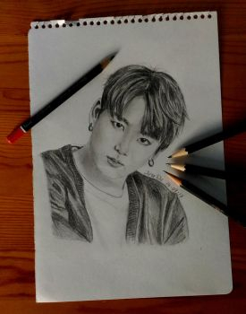 Jungkook by luffywow