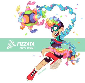 ARMS - Fizzata by MrHaliboot