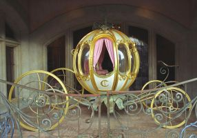 Cinderellas Coach by Rivendell-PhotoStock