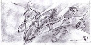 Storm Fighter Finished. by Richard-Daborn