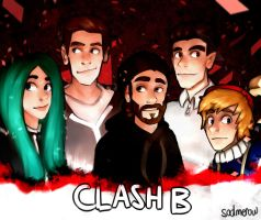 Tubeclash Clash B by sodmerow