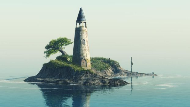The Lighthouse Final by akiftop