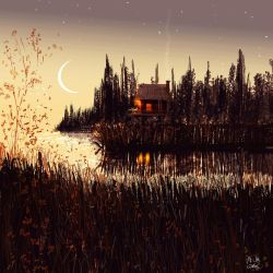 Off the grid. by PascalCampion