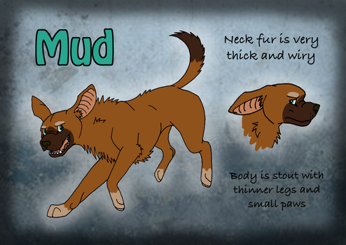 Lost Athens- Mud Reference by AmiliaLongTail